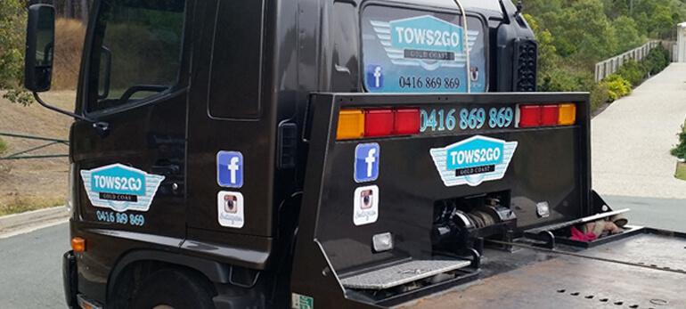 Roadside Assistance | Gold Coast | Tows 2 Go